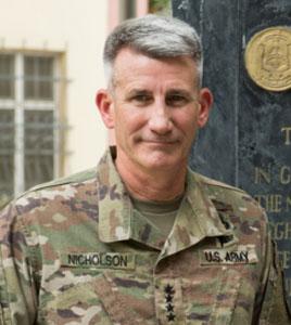 General John Nicholson (Ret.)